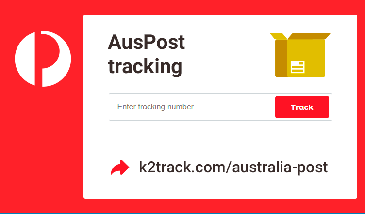 auspost parcel tracking