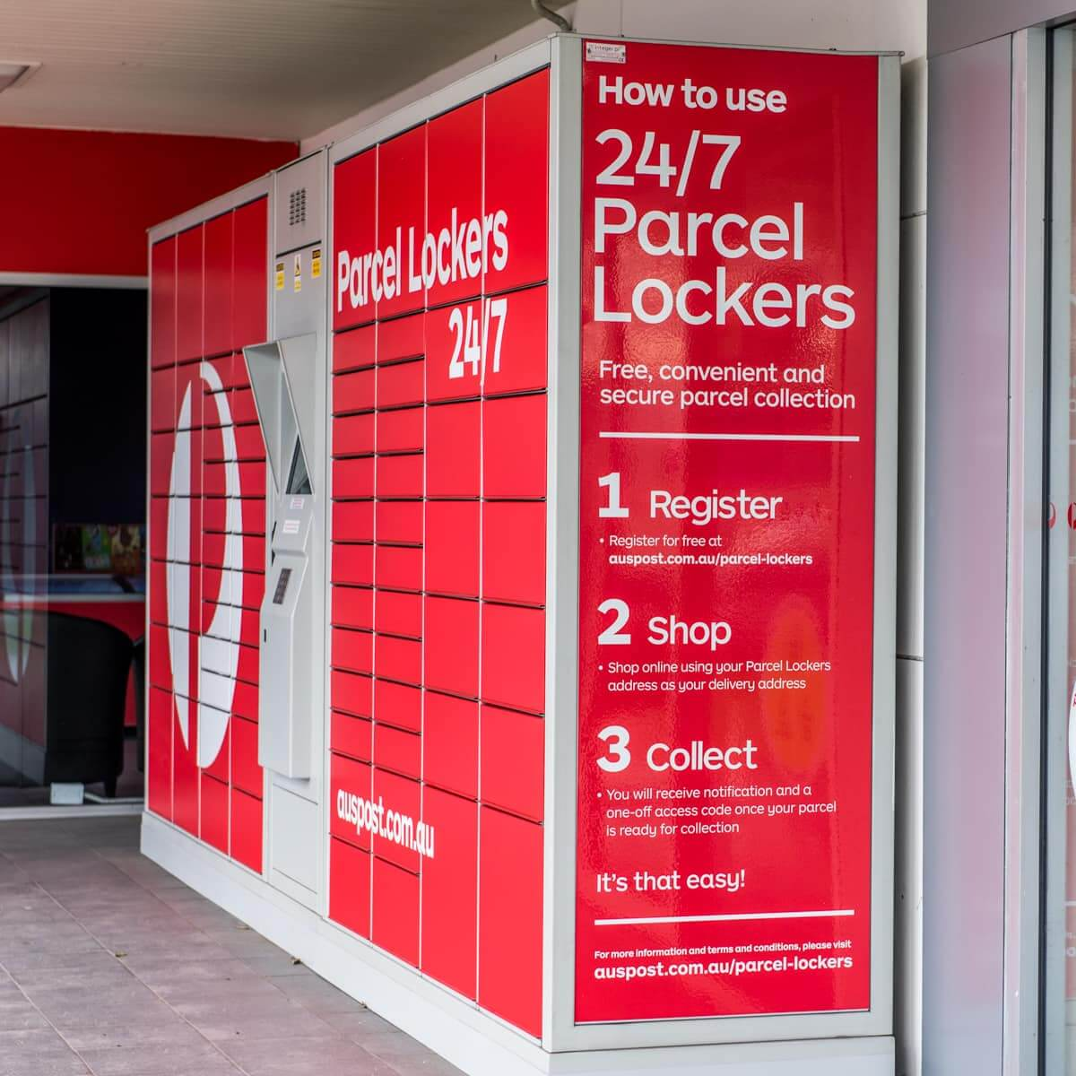 australia post locations