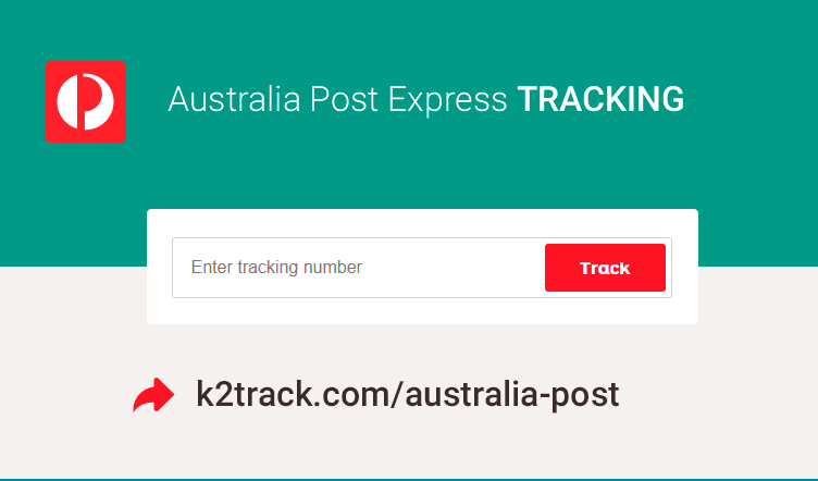 australia express post tracking