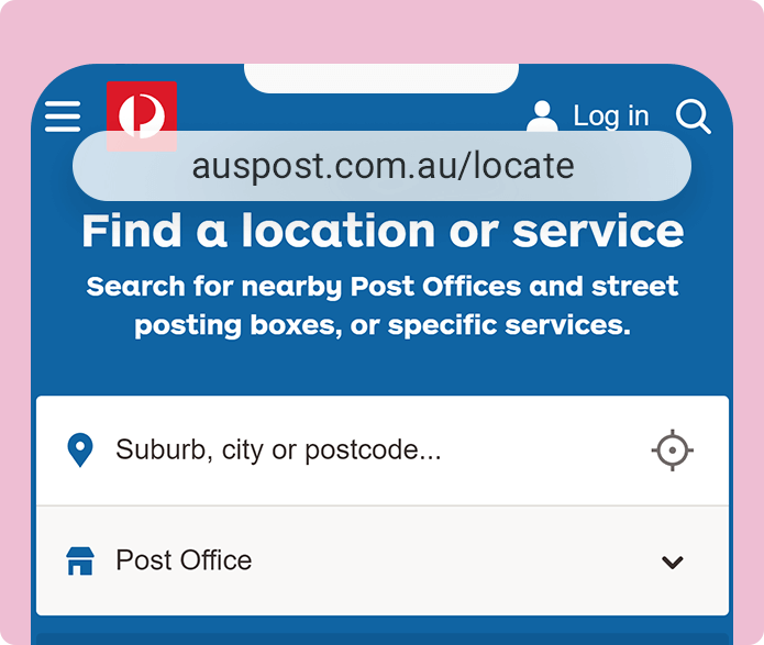 Post Office Near Me K2track