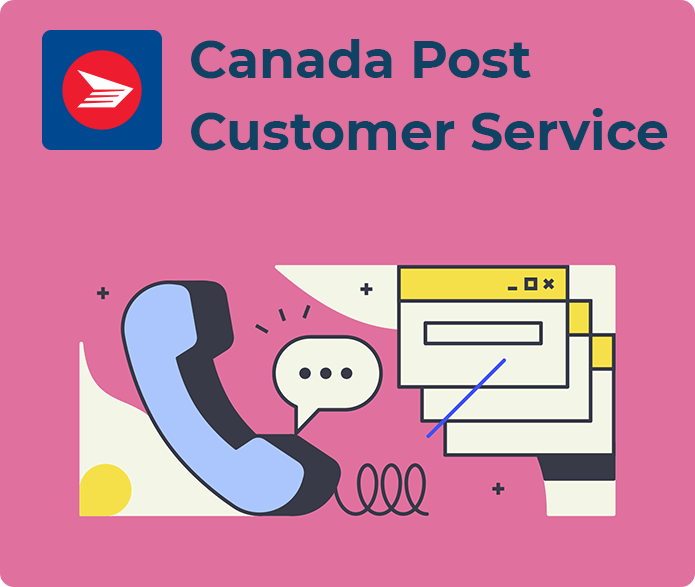 canada post customer service