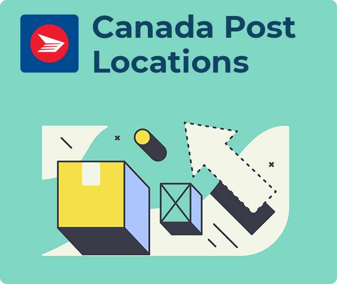 canada post locations