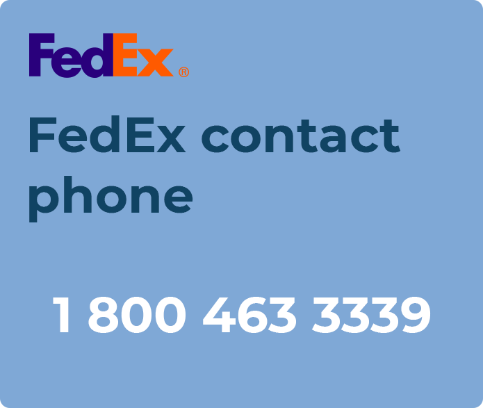 fedex freight contact
