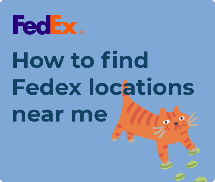 fedex ground locations near me
