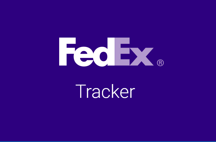 fedex delivery tracker
