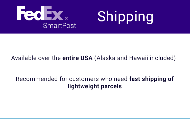 smartpost pp ground shipping