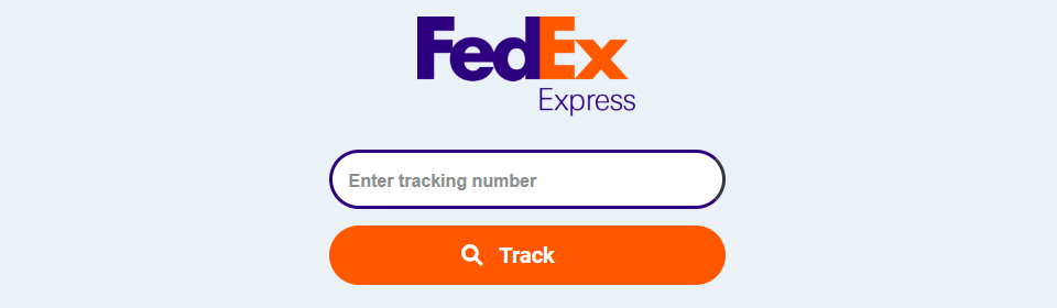 fed ex tracking number