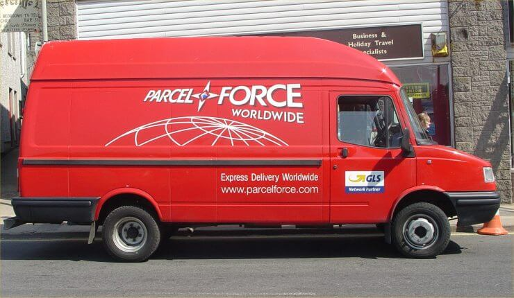 parcelforce net