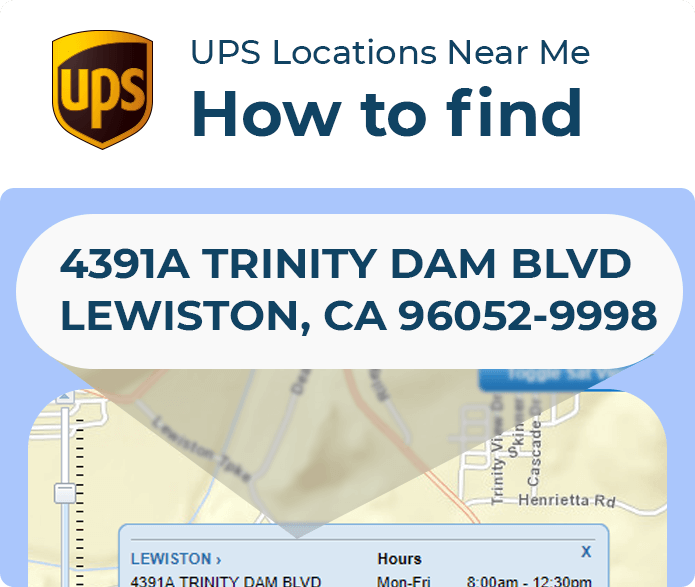 ups ground locations near me