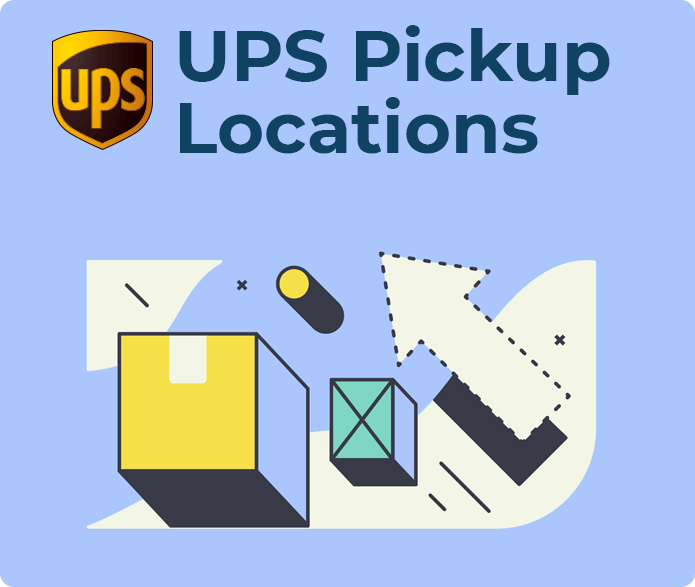 ups pickup locations