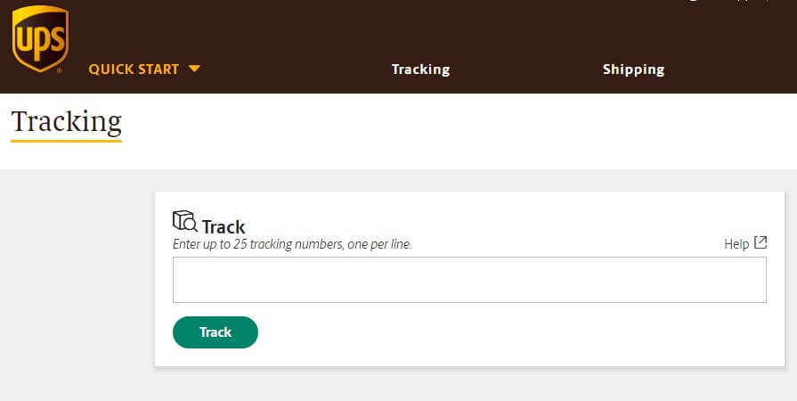 ups infonotice tracking