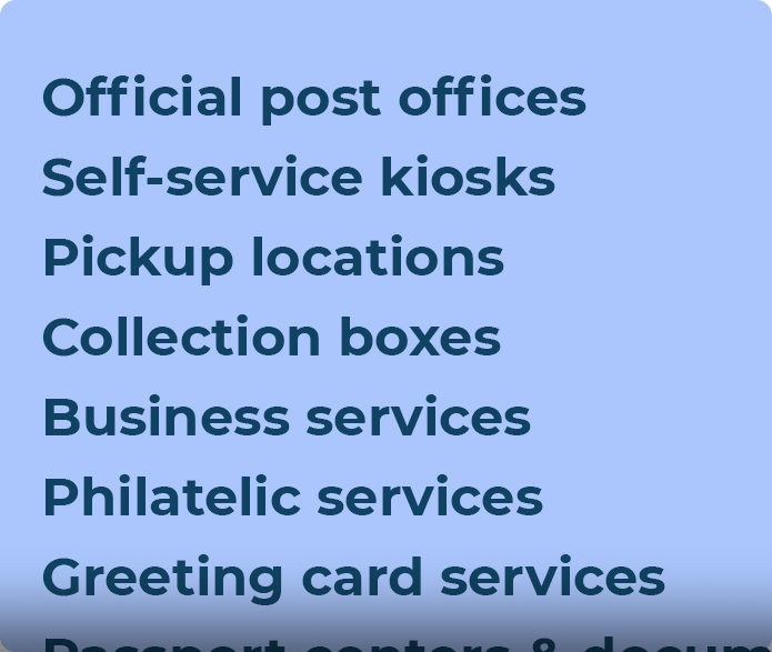 USPS-locations