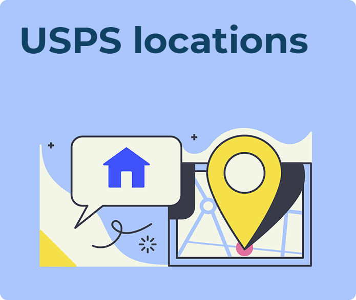 usps locations