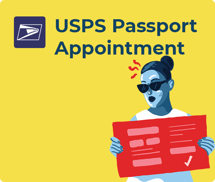 usps passport appointment
