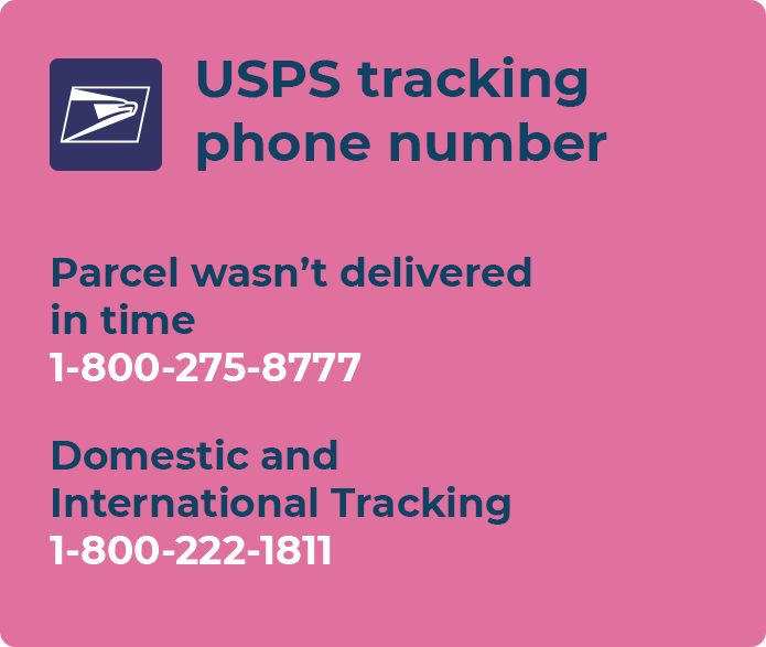 usps phone number human
