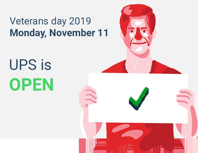 ups veterans 2019