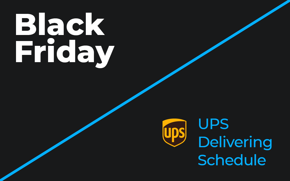UPS Black Friday 2019